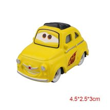 "Disney Pixar Cars 2 ""Luigi"" Diecast Vehicle Kids Toys  - $8.45"