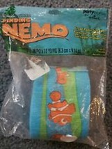 Finding Dory Nemo Streamer Party Decoration Favors Ocean Paper Roll 1PC - $11.83