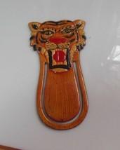 Vintage Enamel Lion Bookmark  - $16.82