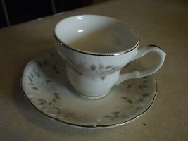 Sheffield Classic demi cup and saucer 2 available - $3.86