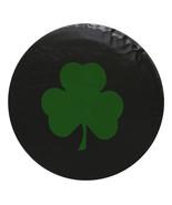 Lucky Green Shamrock Clover Tire Cover - $69.95