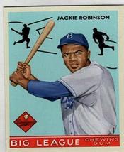 JACKIE ROBINSON Big League Chewing #42 Reprint - Baseball Card - $4.90