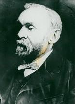 Vintage photo of Alfred Nobel's portrait - $13.91