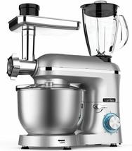 Homlee1800W Robot Of Kitchen Multifunction, Blender Kneader Pastry, Chopper - $476.01