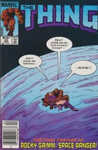 Thing, The #22 (Mark Jewelers) FN; Marvel | save on shipping - details i... - $9.25