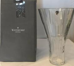 """Waterford Crystal Aurora 11"""" Vase - $123.75"""