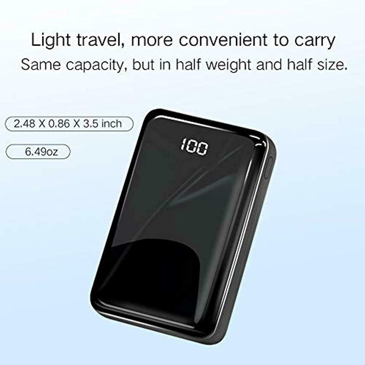 Batteries Changer Power Bank 10000mAh Speed Charging for IPhone, Samsung New