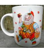 Santa's Magical Cookies Magical Santa Coffee Mug Cup Cheryl Ann Johnson ... - $12.99