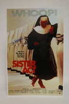 Whoopi Goldberg Signed Autographed 'Sister Act' Glossy 11x17 Movie Poste... - $99.99