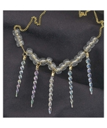 Icicle 20necklace mini 20irridescent 20acrylic thumbtall