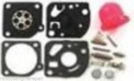 ZAMA RB-47 Carb Rebuild Repair Kit Parts for Husqvarna 125L & 125LD Trimmer New - $19.99