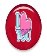 I Love You Heart Brad Red Glass-Digital Download-ClipArt-ArtClip-Digi - $4.00