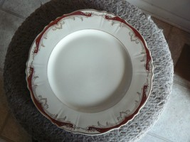 Syracuse dinner plate (Radcliffe) 7 available - $9.65