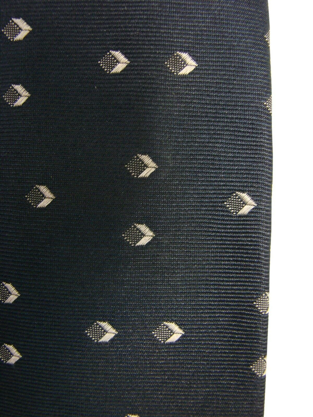 RALPH LAUREN POLO Mens Tie Black - Squares