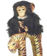 FurReal Chimp Hasbro Realistic Interactive Lifelike Jungle Animal (*L3B2... - $79.99