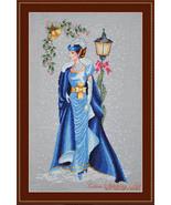 Scarlett cross stitch chart Cross Stitching Art - $13.50
