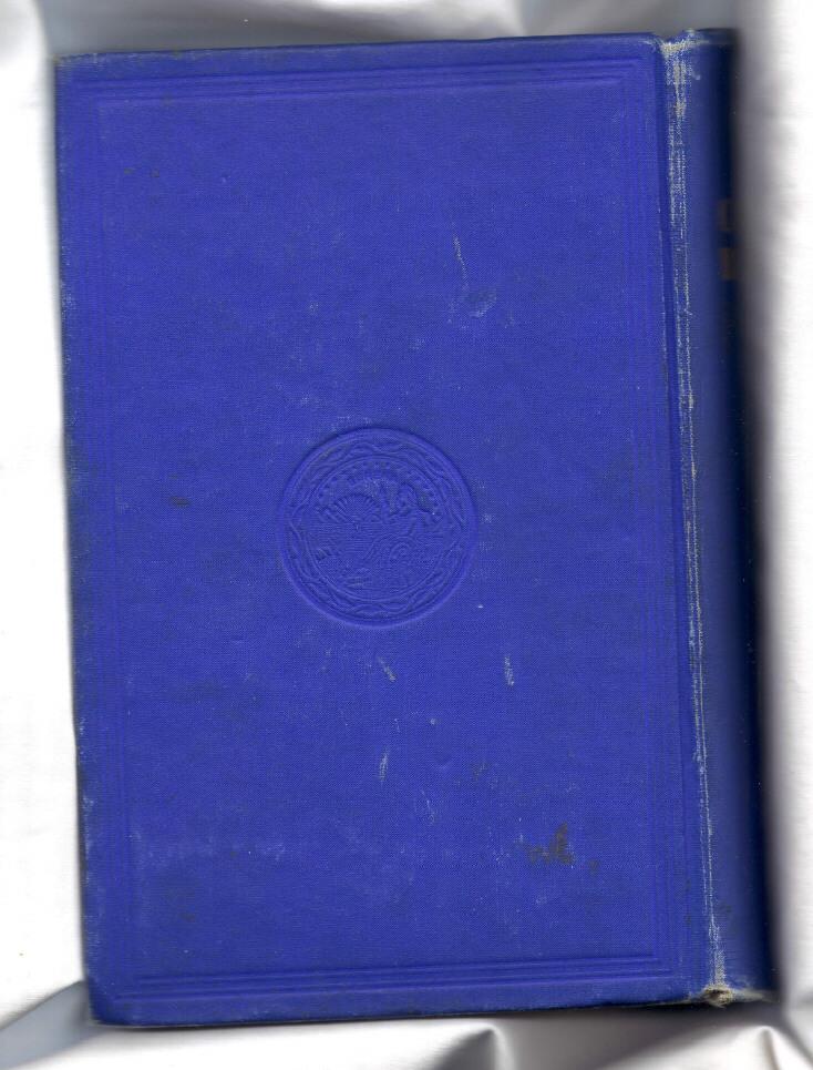 Blue Cover Cookbook : Book california blue american history hardcover