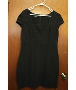 Byer California Black Dress - Size Juniors 13 - $12.99