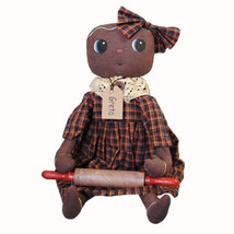 Primitive Doll 2479GB- Gingerbread Doll - $25.95