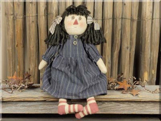Primary image for Primitive Doll Cloth  E14658 - Inez Doll