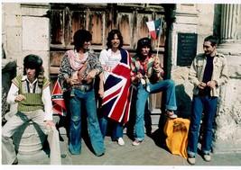 Rolling Stones BF Mick Jagger Vintage 11X14 Color Music Memorabilia Photo - $12.95