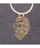 Lion 20head 20gold 20filigree 20necklace thumbtall