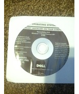 DELL REINSTALLATION WINDOWS 7 HOME PREMIUM 32BIT SP1 0V8254 DVD NO KEY P/N 3NY87 - $12.50