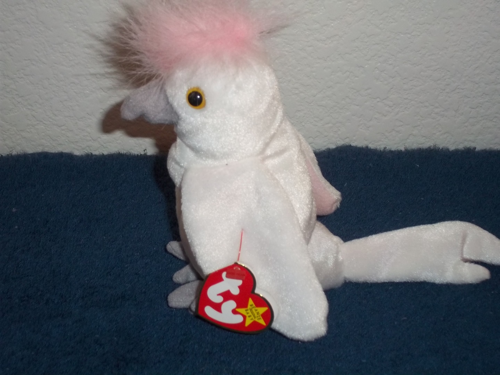 c89af350e24 Ty Beanie Baby Kuku With Tags and 50 similar items