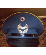West German Air force visor hat - $25.00