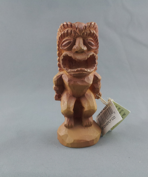 Primary image for Retro Ku Figurine (God of Strength) - In New Condition with tag - Island It Up !
