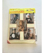 Baby Costume Pattern Tom Arma Size 3 Lion, Pand... - $13.50