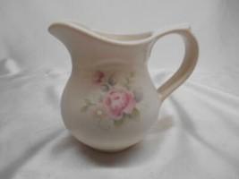 Old Vtg Pfaltzgraff Tea Rose Creamer Pitcher Tableware Pitcher Dinnerware - $19.79