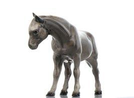 Hagen Renaker Miniature Horse Morgan Mare Ceramic Figurine Boxed image 4
