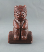 The Spirit Bear - By Thorn Arts of Nanaimo -- Resin Piece - Great for th... - $24.00