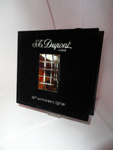 S.T. Dupont Paris 60th Anniversary Lighter L2 - $2,275.00