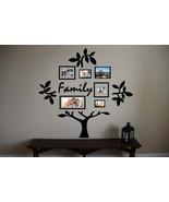Family Tree Vinyl Wall Sticker Decal (B) - $29.99