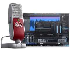 Blue Raspberry Studio Bundle Mobile USB Condenser Microphone Recording S... - $239.00