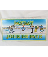 Payday 1994 Board Game Parker Brothers 100% Complete Excellent Bilingual - $23.64