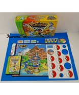Pokemon Champion Island DVD Board Game Complete Snap TV Missing 2 Disks ... - $17.32
