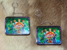 "VINTAGE COLLECTIBLE MINI ""NASCAR IMAGES"" METAL CASES (Magpie Treehouse) - $9.75"