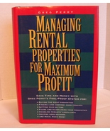 Managing Rental Properties for Maximum Profit by Greg M Perry - $3.99