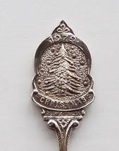 Collector Souvenir Spoon Christmas 1979 Christmas Tree Emblem - $4.99