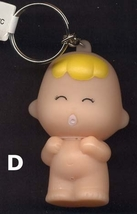 BABY WEE-WEE  TOY KEYCHAIN - D -Funky Novelty Gag Gift Key Chain - $4.97