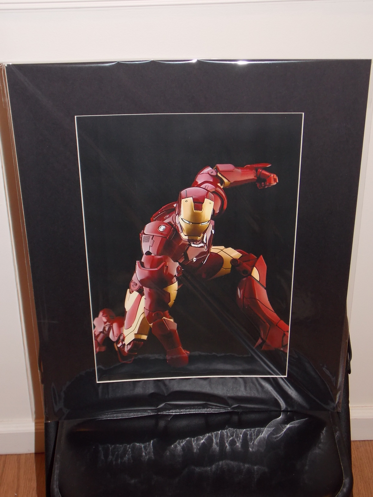 Primary image for Marvel Iron Man Matted Print 16 X 20 New