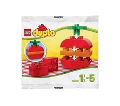 Lego Duplo Food 30068 - Apple Polybag - $4.99