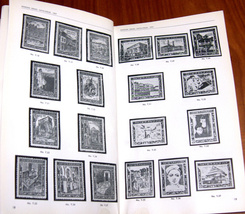 Mosden Israel Philately Catalogue 1957 Stamps Postmarks Covers Illustrated Book image 5