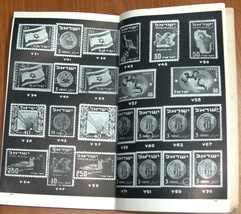 Mosden Israel Philately Catalogue 1957 Stamps Postmarks Covers Illustrated Book image 7