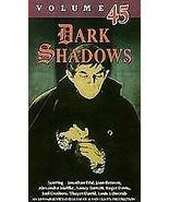 Dark Shadows - V. 45 (VHS, 1990) - $7.86