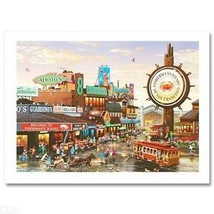 "Alexander Chen! ""Fisherman's Wharf"" AP Limited ... - $148.96"