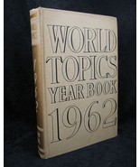 World Topics Year Book 1962 News Highlights of 1961 - $6.99